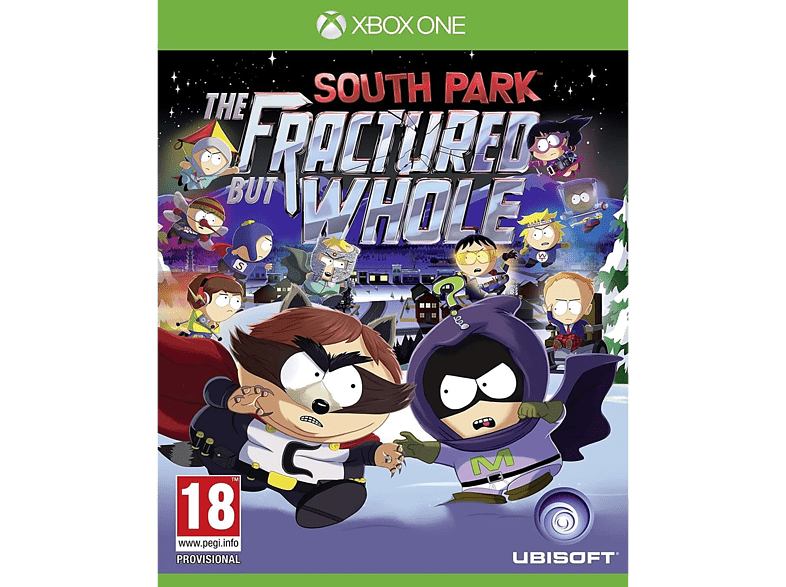 South Park The Fractured But Whole Standard Edition Xbox One gaming   offline microsoft xbox one παιχνίδια xbox one gaming games xbox one gam