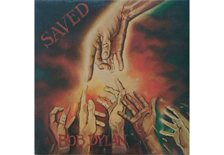 Bob Dylan - Saved - (Vinyl)