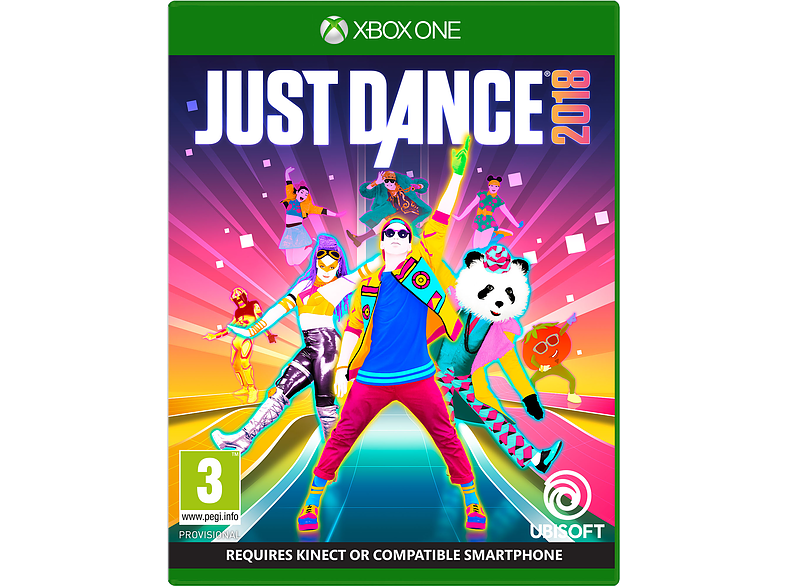 Just Dance 2018 Xbox One gaming games xbox one games