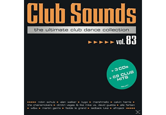 VARIOUS - Club Sounds,Vol.83 [CD]