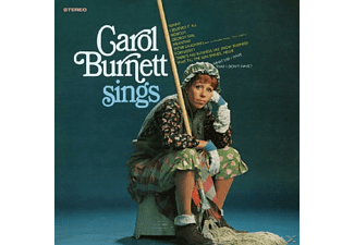 Carol Burnett - Sings - (CD)