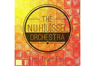 Nuh(u)ssel Orchestra - First Things First - (CD)