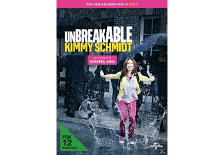Unbreakable Kimmy Schmidt-Staffel [DVD]