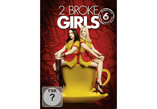 2 Broke Girls - Staffel 6 - (DVD)