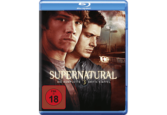 Supernatural - Die komplette 3. Staffel - (Blu-ray)