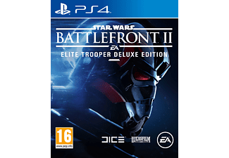 Star Wars: Battlefront 2 Elite Trooper PS4