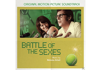 O.S.T. - Battle of the Sexes/OST - (CD)