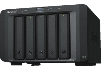 SYNOLOGY Expansionseinheit DX513  3.5 Zoll