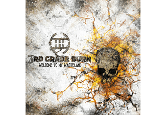 3rd Grade Burn - Welcome To My Wasteland - (CD)