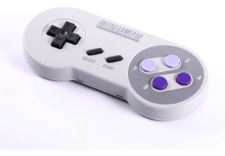 GAME OUTLET EUROPE AB SNES30 Bluetooth Gamepad , Gamepad, Weiß