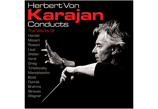 Herbert von Karajan - Conducts (CD)