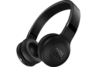 JBL C45BT, On-ear Kopfhörer, Headsetfunktion, Bluetooth, Schwarz