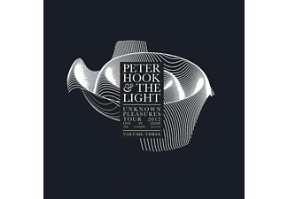Peter Hook & the Light - Unknown Pleasures: Live In Leeds Vol.3 (Vinyl LP (nagylemez))