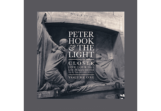 Peter Hook & the Light - Closer: Live In Manchester Vol.1 (Deluxe Edition) (Vinyl LP (nagylemez))