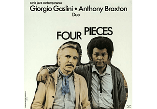 G.Gaslini / A. Braxton Duo - Four Pieces - (Vinyl)