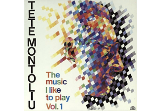 Tete Montoliu - The Music I Like To Play-Vol.1 - (Vinyl)