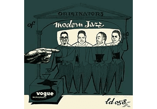 VARIOUS - Originators of Modern Jazz - (Vinyl)