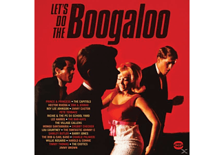 VARIOUS - Let's Do The Boogaloo - (CD)