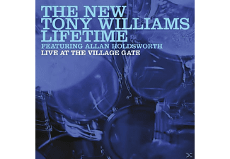 New Tony Willimas Lifetime Feat. Allan H - Live At The Village Gate - (CD)