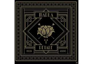 Marla Petale - Poison Arrows - (CD)