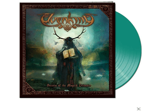 Elvenking - The Secrets Of The Magick Grimoire (Lim.Green 2LP [Vinyl]
