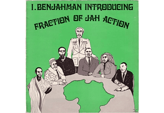 I. Benjahman - Fraction Of Jah Action (Strictly Limited Edition) [Vinyl]