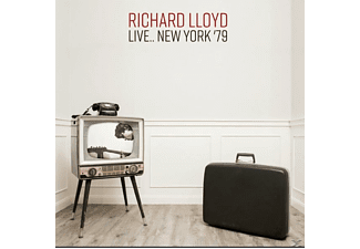 Richard Lloyd - Live...New York '79 - (CD)