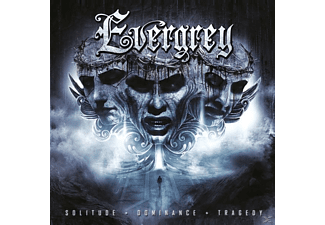 Evergrey - Solitude,Dominance,Tragedy - (CD)
