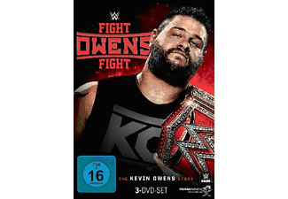 Fight Owens Fight-The Kevin Owens Story - (DVD)