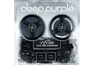 Deep Purple - The inFinite Live Recordings,Vol.1 [Vinyl]