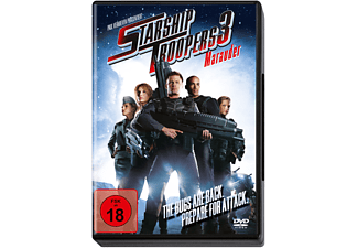 Starship Troopers 3: Marauder [DVD]