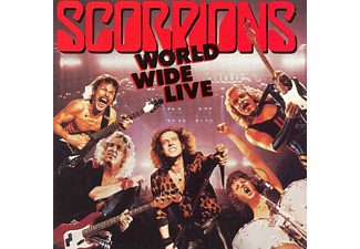 Scorpions - World Wide Live (CD)