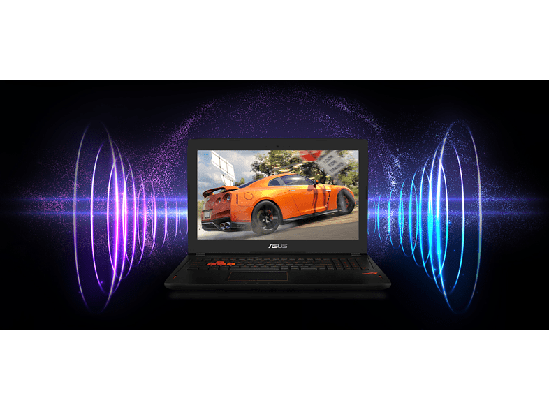 "ASUS ROG Strix GL502VS-FY272 notebook (15,6"" FullHD/Core i7/8GB/256GB SSD+1TB HDD/GTX1070 8GB/DOS)"