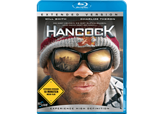 Hancock (Extended Version) - (Blu-ray)