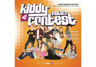 Kiddy Contest Kids - Kiddy Contest,Vol.23 - (CD)