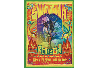 Santana - Corazon - Live From Mexico (DVD)