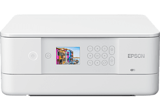 EPSON Expression Premium XP-6005, Multifunktionsdrucker, Weiß