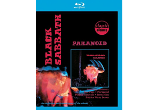 Black Sabbath - Paranoid (Blu-ray)