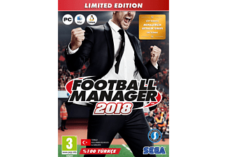 SEGA Football Manager 2018 Limited Edition PC