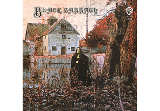 Black Sabbath - Black Sabbath (Vinyl LP (nagylemez))