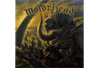 Motorhead - We Are Motorhead (Vinyl LP (nagylemez))