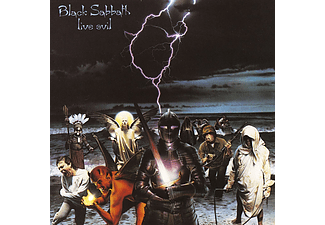 Black Sabbath - Live Evil (CD)