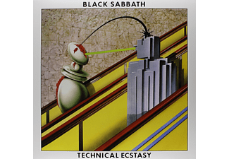 Black Sabbath - Technical Ecstasy (Vinyl LP (nagylemez))