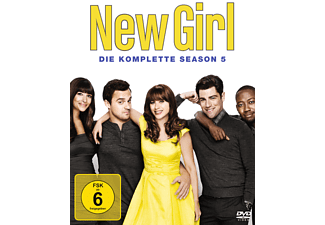 New Girl - Staffel 5 - (DVD)