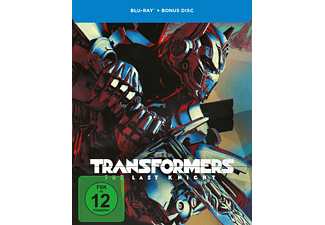 Transformers: The Last Knight Steelbook - (Blu-ray)
