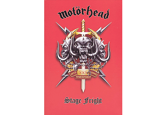 Motorhead - Stage Fright (DVD)