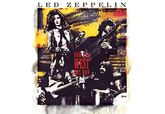 Led Zeppelin - How the West Was Won-Live (CD)