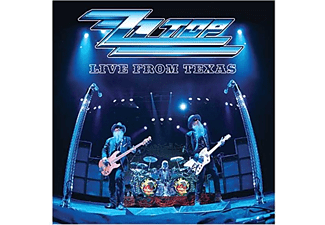 Zz Top - Live From Texas (CD)