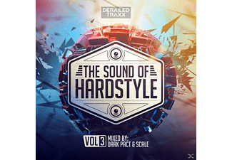 VARIOUS - The Sound Of Hardstyle Vol.3 - (CD)