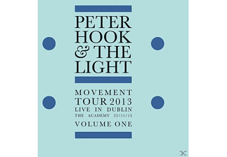 Peter & The Light Hook - Movement-Live In Dublin Vol.1 - (Vinyl)